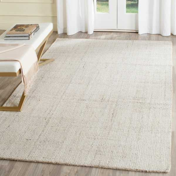 Safavieh Handmade Modern Abstract Ivory Rug - 4' x 6'