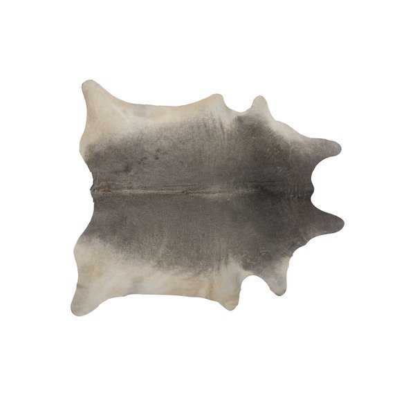 Geneva Natural Cowhide Area Rug (6' x 7')
