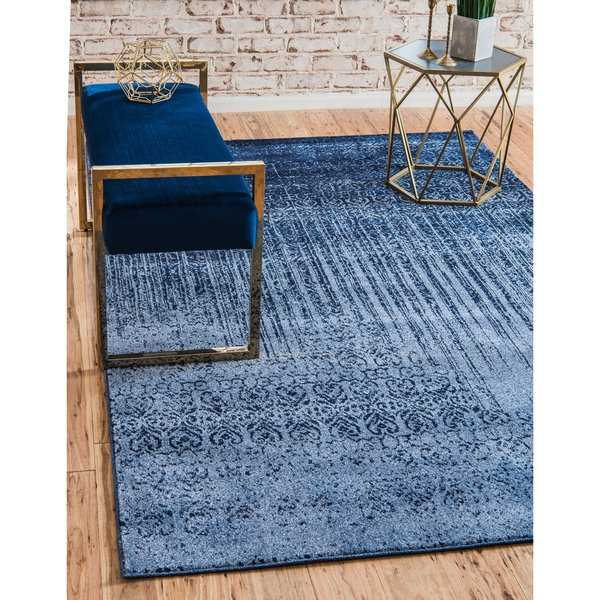 Unique Loom Jennifer Del Mar Area Rug - 10' x 13'